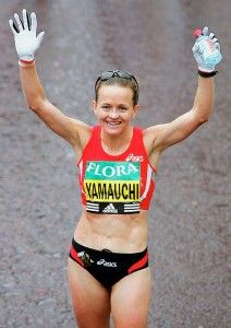 2009 London Marathon. 2nd fastest marathon ever by a female British athlete.