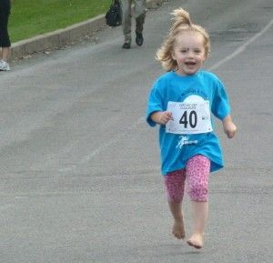 Future injury-free runner.